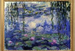 water lillies claude monet